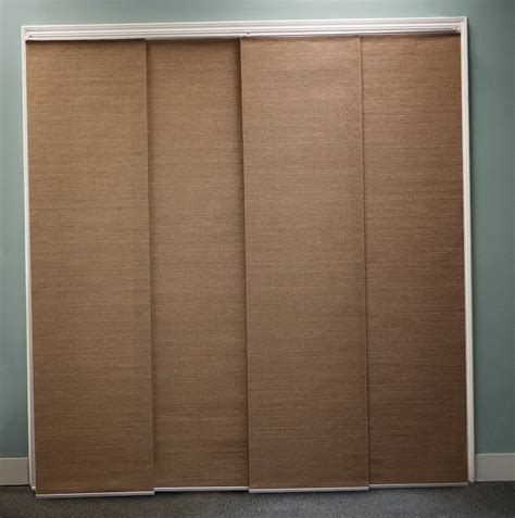 Curtain Panels For Sliding Glass Doors Curtains For Sliding Glass Doors With Vertical Blinds Home Design Ideas