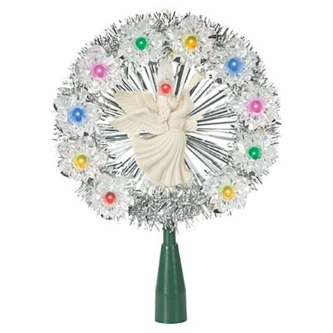outdoor lighted tree topper lighted tree toppers big lots