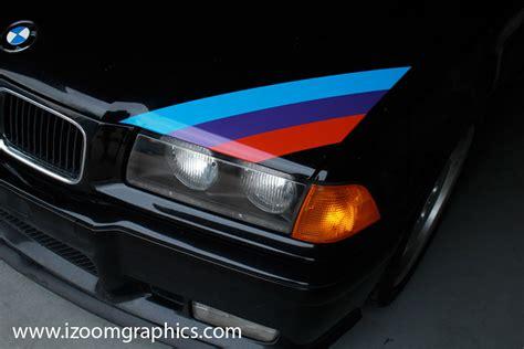 Sticker Bmw Strips Side Decal Big All Varian bmw racing stripes decals