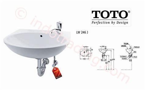Cermin Kamar Mandi Toto jual wastafel toto lw 246 j harga murah jakarta oleh kamar mandiku