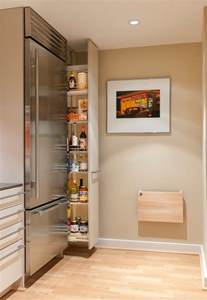 Kitchen Pantry Ideas For Small Spaces 10 Big Space Saving Ideas For Small Kitchens