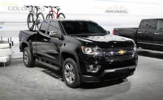 2015 chevrolet colorado sport concept and photo gallery