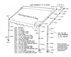 Fiamma Awnings Parts Dometic Power Awning Parts Diagram Dometic Get Free