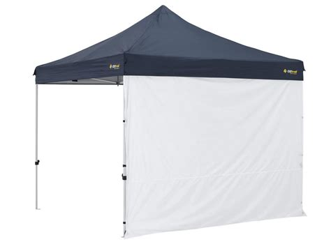 oztrail deluxe gazebo solid wall kit 3 0