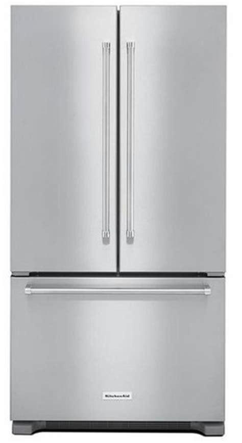 krfc302ess kitchenaid 22 cu ft 36 inch width counter