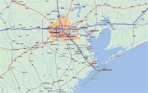 map galveston houston galveston map indiana map