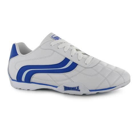 gents sports shoes lonsdale gents mens camden sneakers trainers laced casual