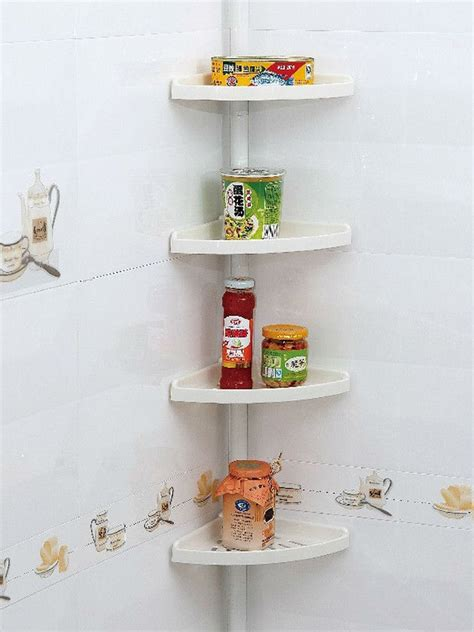 Bathroom Shelves White 7 Best Corner Shelves For Bathroom
