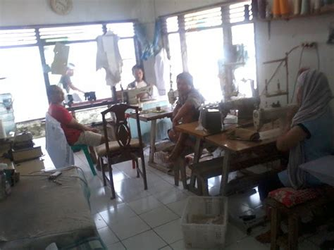 Baju Koko Tasik Punya proses produksi jasko tasikmalaya