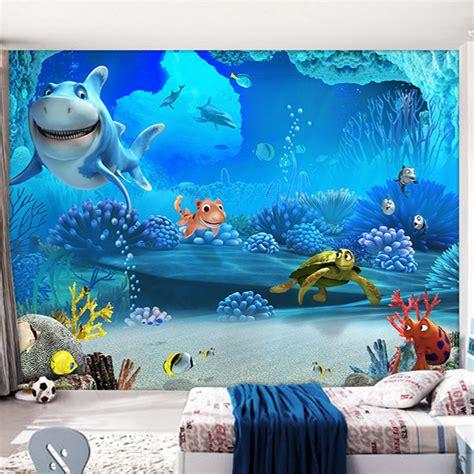 shark wall murals popular shark wall murals buy cheap shark wall murals lots