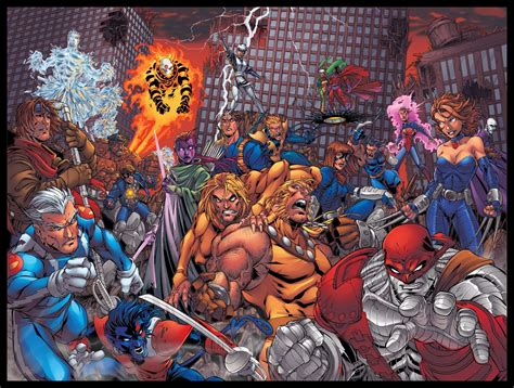 x men age of apocalypse marvel universe age of apocalypse