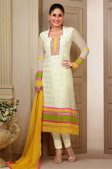 dress design in white colour 83 best office wear salwars images on pinterest