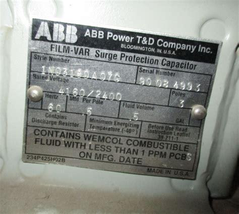 abb capacitor protection relay abb capacitor protection 28 images abb spaj 160 c capacitor protection relay ebay capacitor