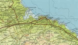 map if dunbar map