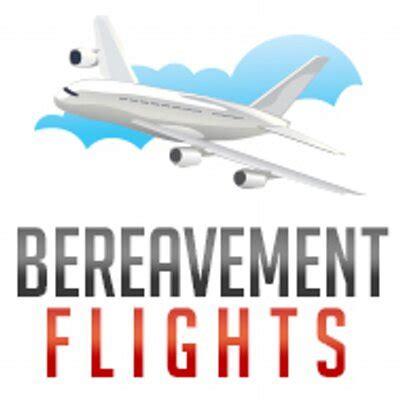 bereavement flights bereavementfare