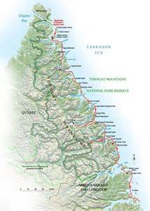 torngat mountains canada s newest national park