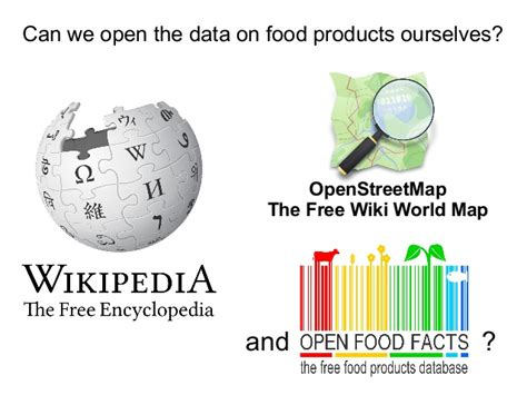 Mba In Food Business Management by Open Food Facts Presentation 2013 09 12 Essec Advanced