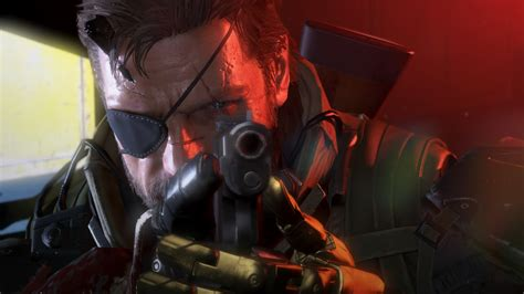 Metal Gear Solid 5 metal gear solid 5 the phantom episode 12