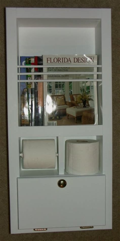 bathroom wall magazine holder furniture built in magazine rack and magazine holder