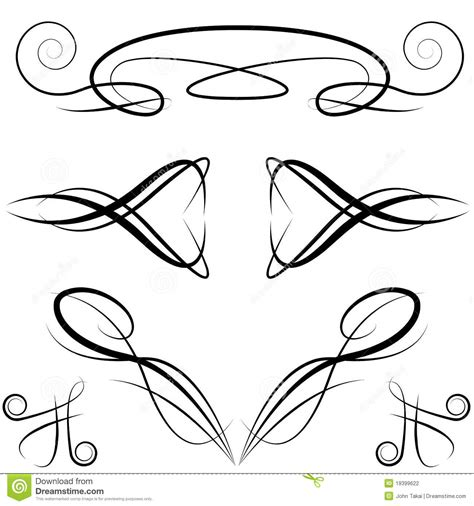 Top Decor Blogs elegant formal invitation design elements stock