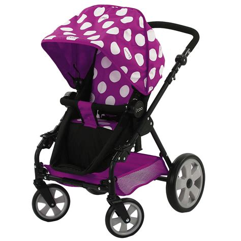 Setelan Anak Minnie Polka 3in1 doll stroller for 6 year strollers 2017