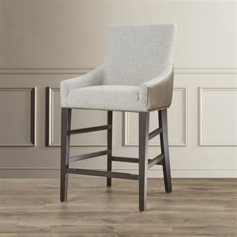 Dove Grey Bar Stools by Dove Grey Bar Stool With Regard To Ivory Leather Stools