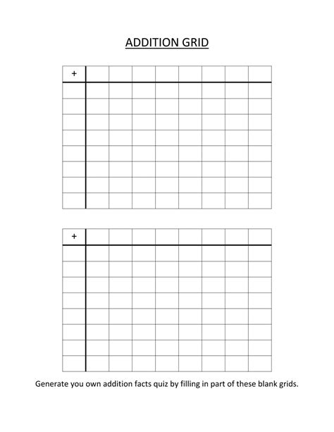 Grid Worksheets by 28 Division Worksheets With Grid Lines Free Math