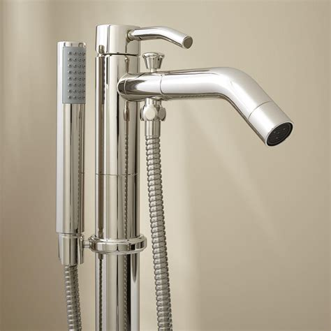 bathtub faucet with handheld shower head astonishing bathtub faucet with handheld shower head ideas