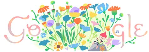 spring equinox google doodle when does the season really spring equinox 2018 google doodle 9 quotes to celebrate