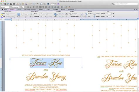Wedding Font On Microsoft Word by Font For Wedding Invitations Microsoft Word Wedding