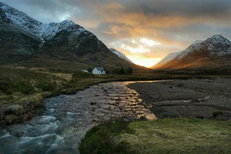 glencoe cottage duart cottage glencoe scotland the best way to see