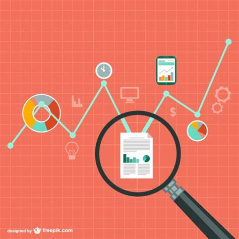 graph layout vector social media graph vector vector free download