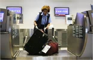 united baggage shipping luggage can be cheaper than checking the new york times