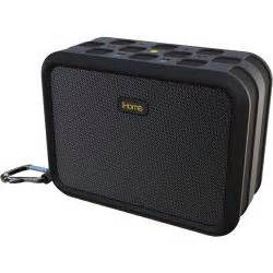 Outdoor Furniture Miami Fl by Ihome Portable Waterproof Bluetooth Stereo Speaker