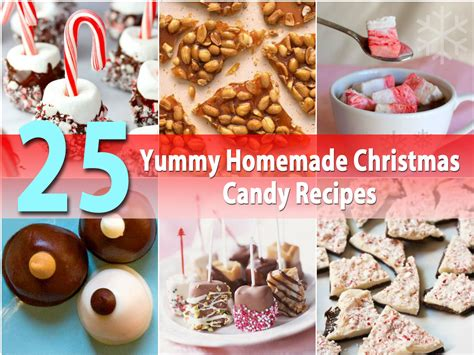 christmas candy recipes for gifts