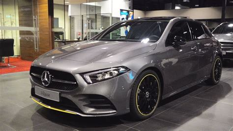 Mercedes A200 Amg Line 2019 by 2019 Mercedes A Class Edition Amg New Review A200