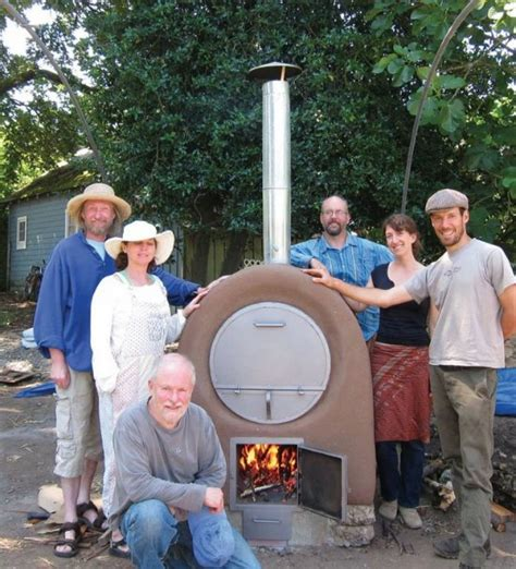 build the backyard wood fired pizza oven