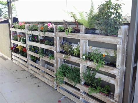 Pallets Wall Planter In My Garden 1001 Pallets Wall Pallet Garden