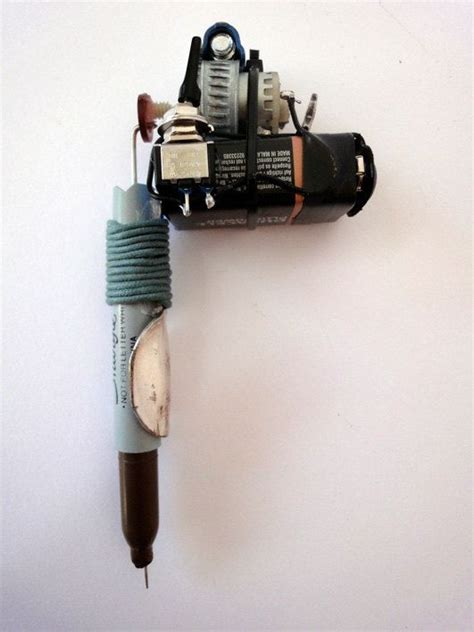 homemade tattoo gun the world s catalog of ideas
