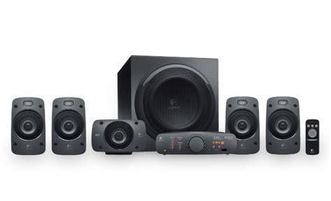 Logitech Z906 Dolby Surround Sound Speaker System Limited speaker system z906 logitech