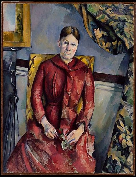 madame cezanne in a red armchair 267 best images about lady in red on pinterest red gowns