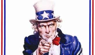 uncle sam i want you for us army recruiting poster