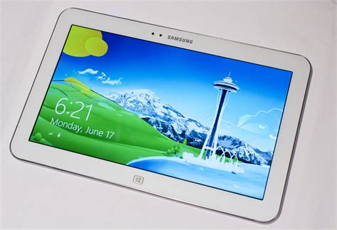 Tablet Samsung Os Windows 8 samsung ativ tab 3 review thin windows 8 tablet review pc advisor
