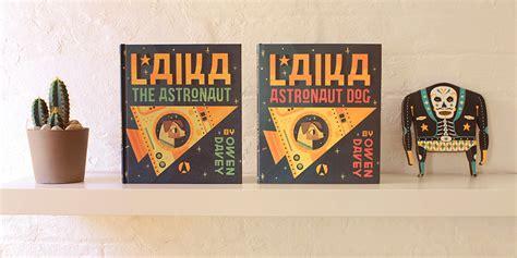 storia illustrata di laika la prima cagnetta astronauta