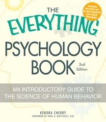 the psychology of human sexuality books the everything psychology book book by kendra cherry