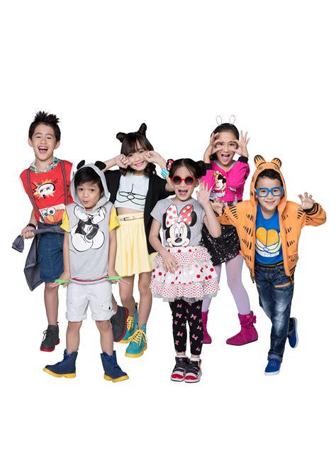 sm department store kids section sm kids fashion toon fest presents their kawaii theme