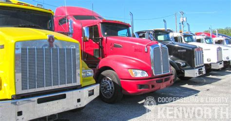 kenworth company used kenworth trucks ways to cut company trucking costs
