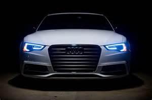 Audi Auto Lights I Am Audi The Audi World Audi At Night Audiatnight