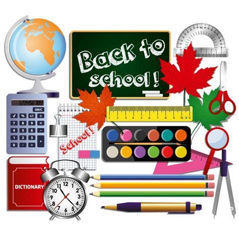 imagenes escolares en vectores conjunto de 250 tiles materiales escolares descargar