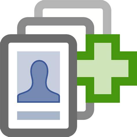 facebook20shairstyle facebook style icon vector material free vector 4vector